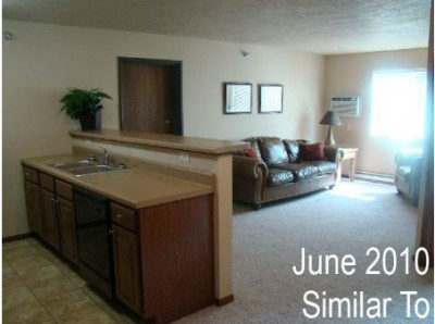 Roosevelt Estates One Bedroom Apartments In Sioux Falls 1 Bedroom Apartment 2665