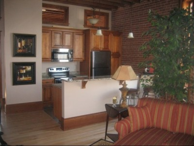 Beautiful Bon Ton Lofts Apartment For Rent In Sioux Falls