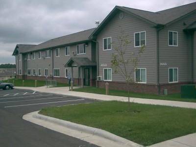 Sutton Place Apartments