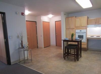 Pheasant run senior apartments in brookings in brookings 1 bedroom apartment 13253 for One bedroom senior apartments